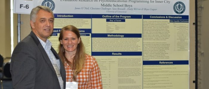 James O'Neil and Emily Webster APA Poster