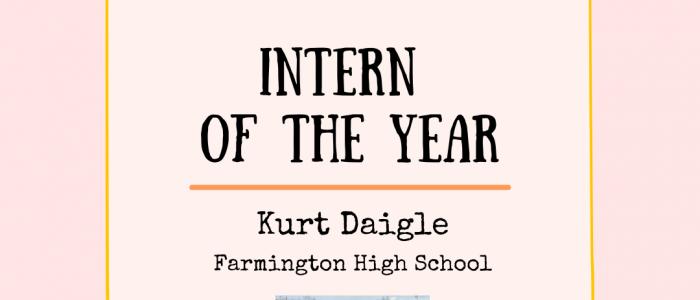 Intern of the Year